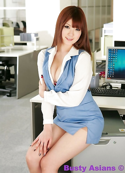 Busty asian momoka nishina..