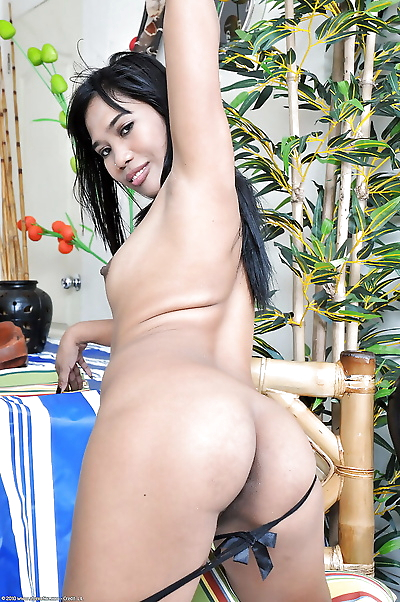 Innocent-looking Asian Anne..