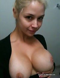 Compilation of sexy busty honeys displaying their huge juggs - part 5922
